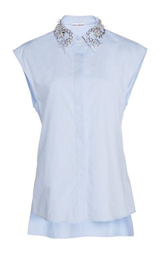 0ae6935e Paco RabanneEmroidered Sleeveless Shirt