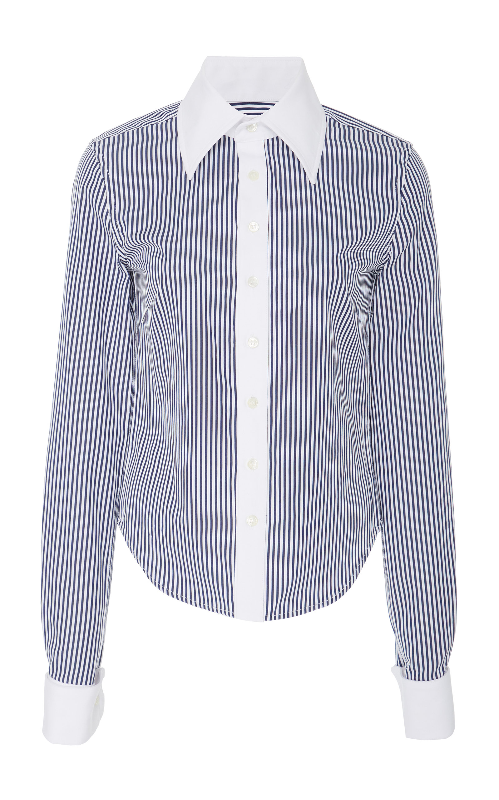 Matthew Adams Dolan TWO-TONE OXFORD SHIRT