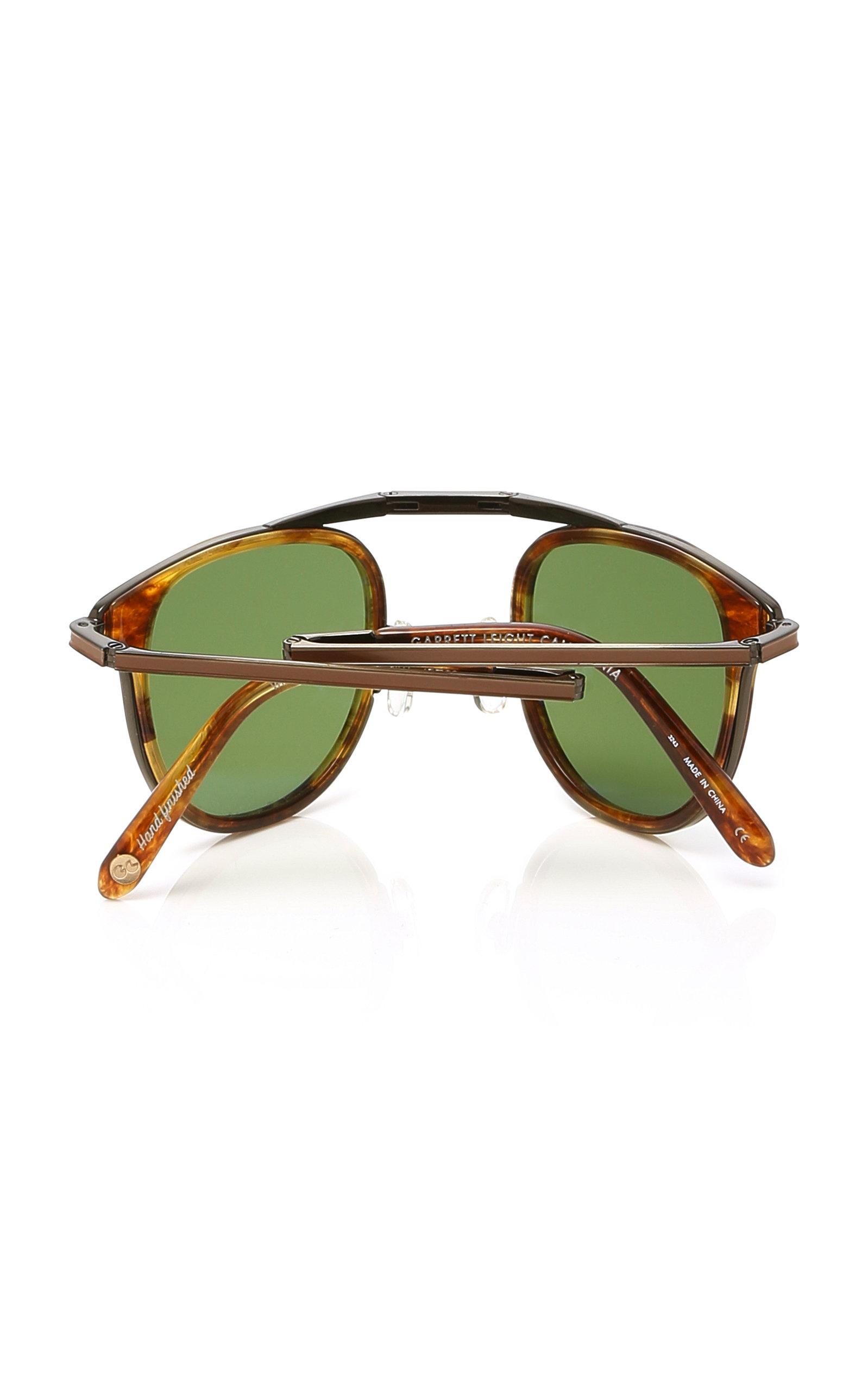 8a37979d552 Operandi Buren Garrett Van By Frame Sunglasses Acetate Moda Square HT8TqR