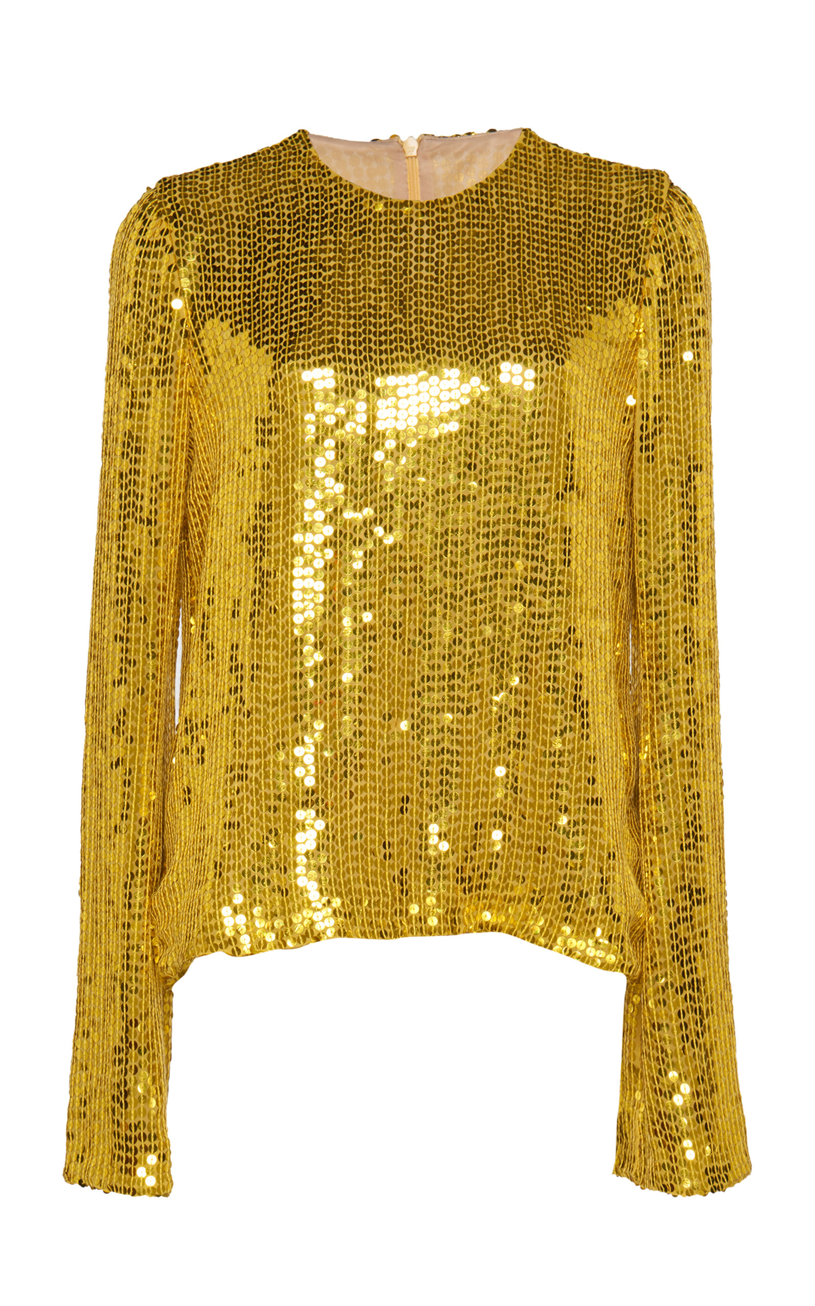 CLARA SEQUIN TOP