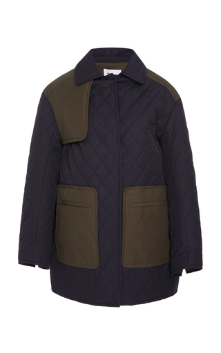 BECKEN | Becken Quilted Cotton-Blend Chore Coat | Goxip