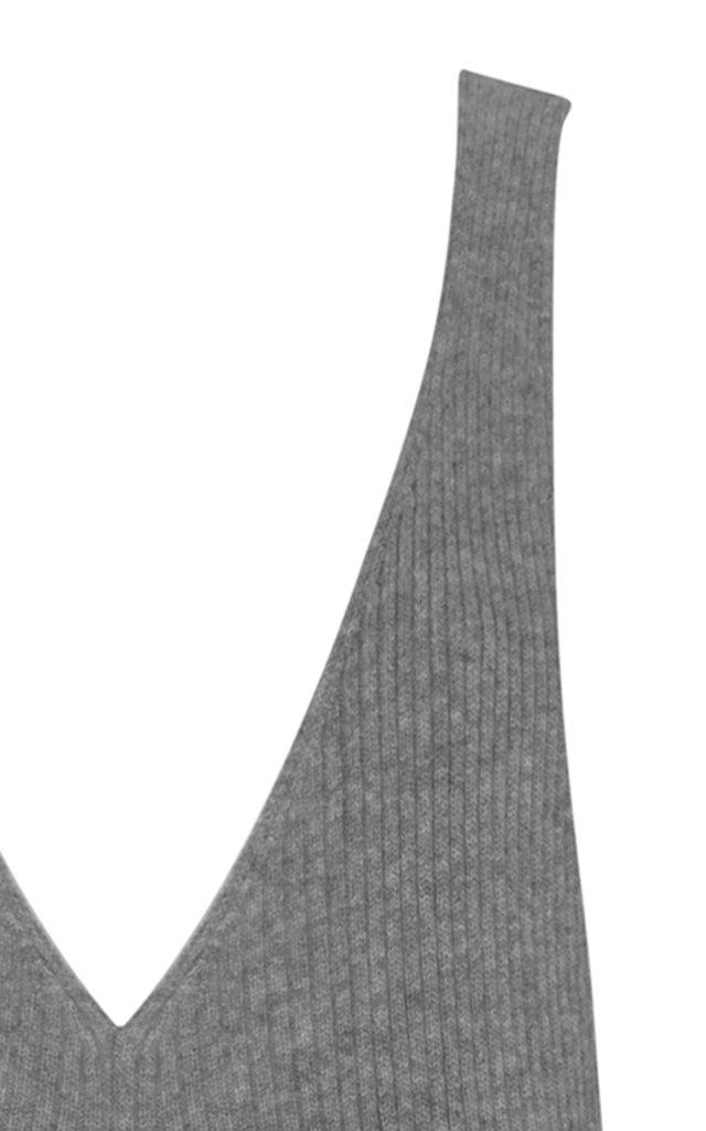 480c7faa57c Madeleine ThompsonProspero Cashmere V-Neck Jumpsuit. CLOSE. Loading.  Loading. Loading