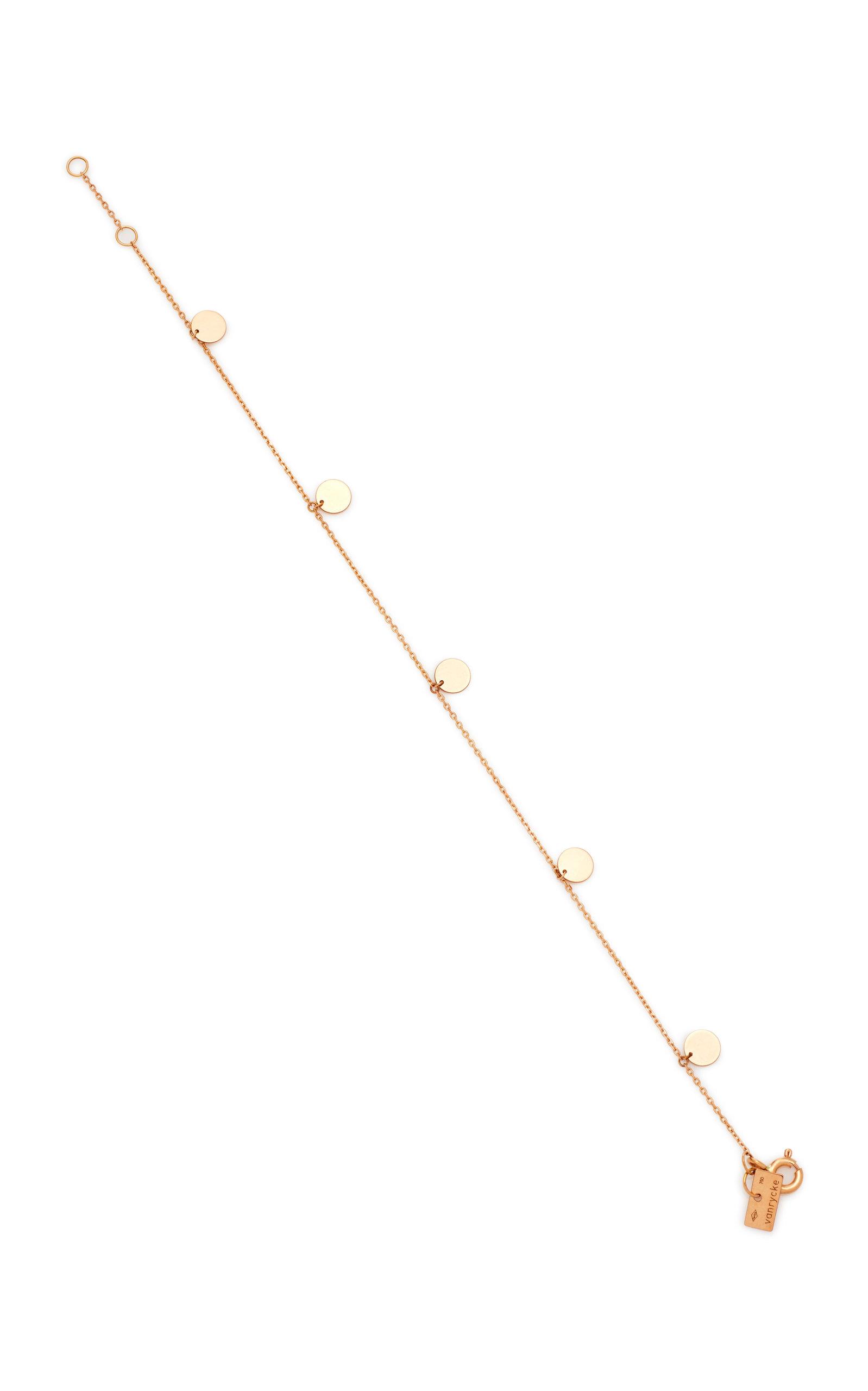 VANRYCKE Marrakech 18K Rose Gold Bracelet