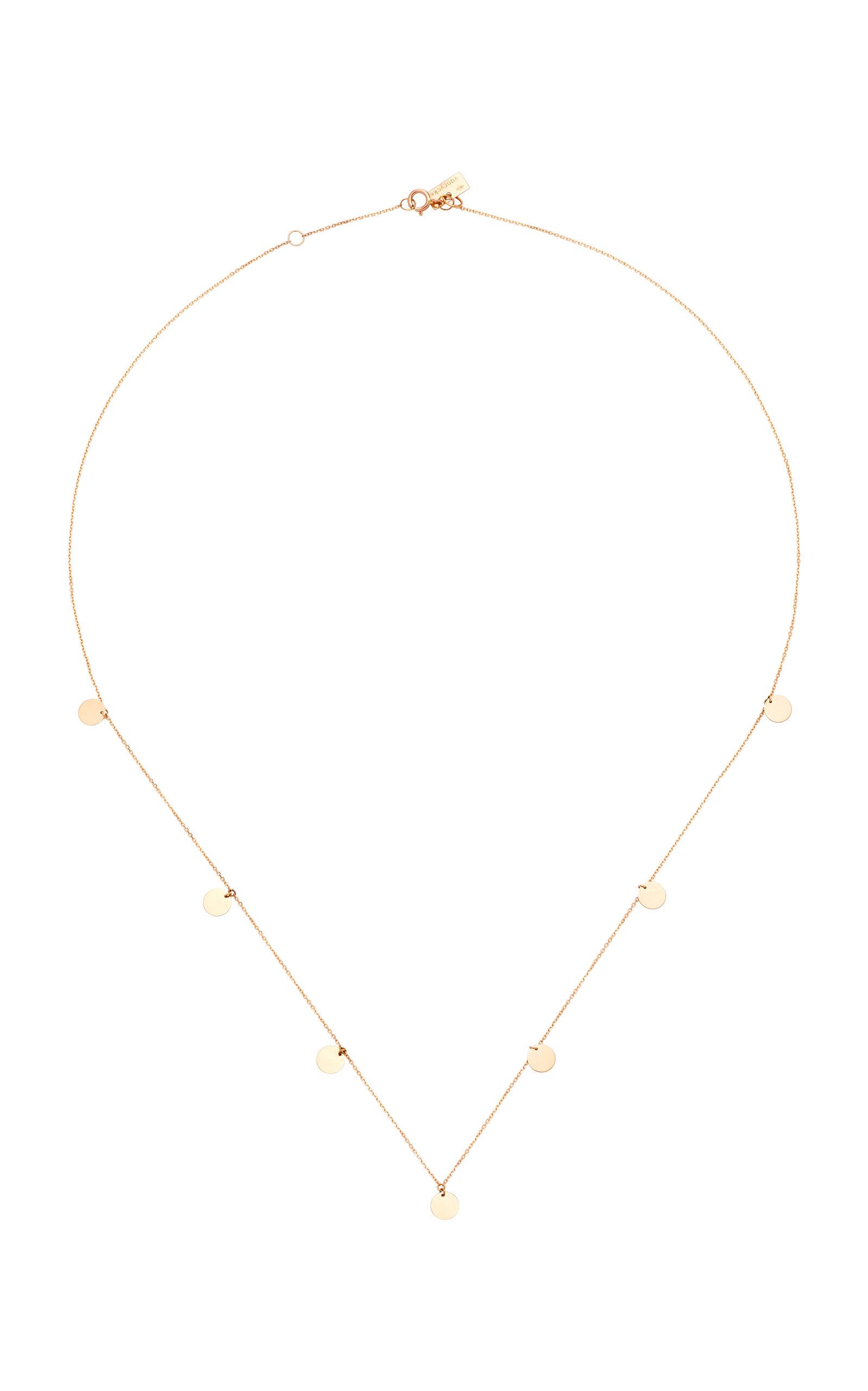 VANRYCKE Marrakech 18K Rose Gold Necklace