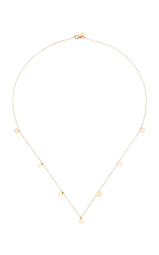 VANRYCKE | Vanrycke Marrakech 18K Rose Gold Necklace | Goxip