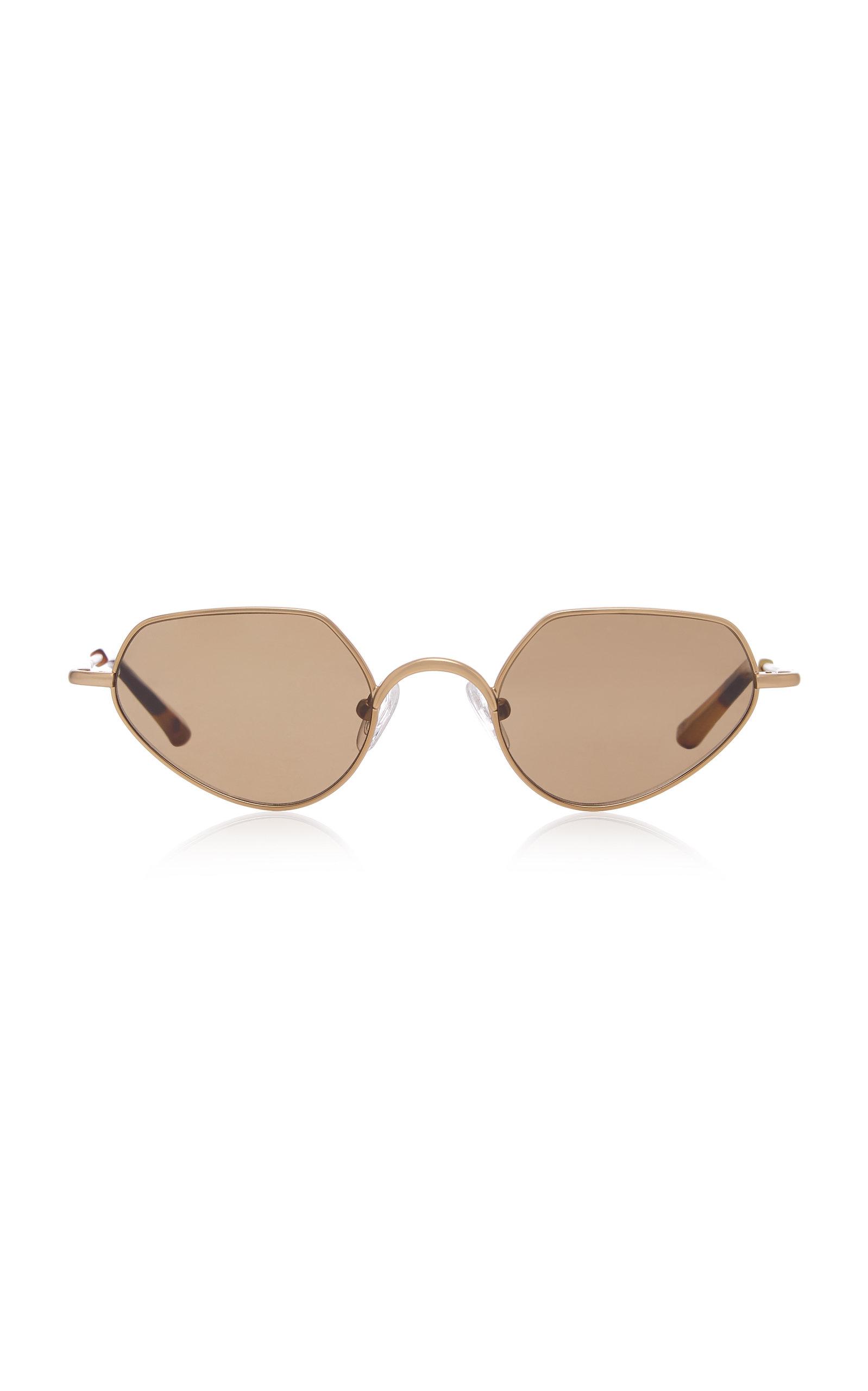 db324f4958d Dries Van NotenRound Stainless Steel Sunglasses. CLOSE. Loading