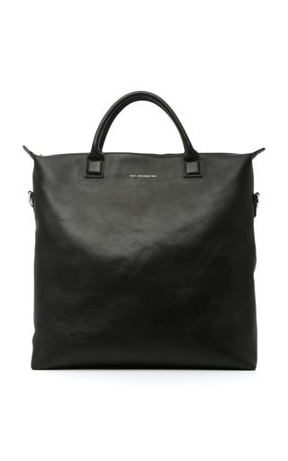 WANT LES ESSENTIELS | Want Les Essentiels Ohare Large Leather Tote | Goxip