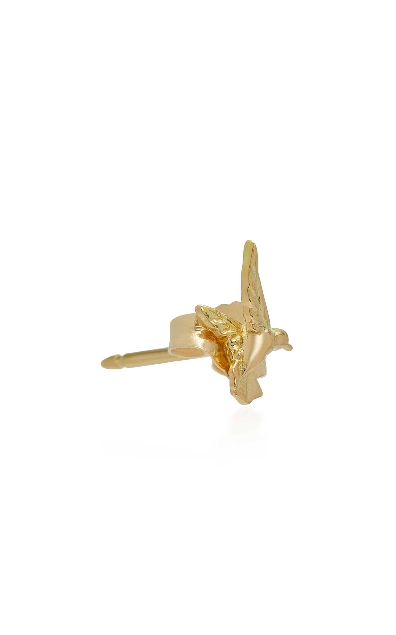 MO Exclusive Single Hummingbird Earring for Left Ear Brent Neale kkJ3tVr