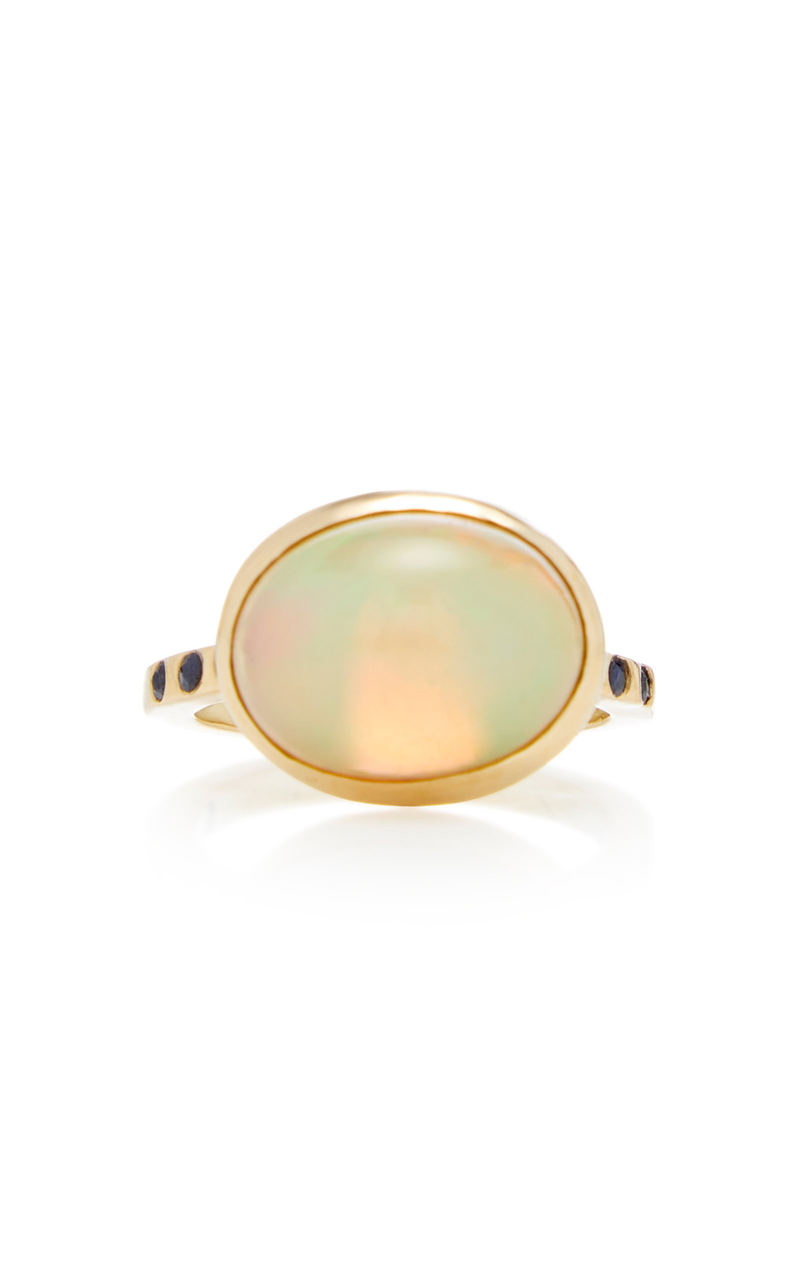 18K Yellow Gold Ring Katey Walker