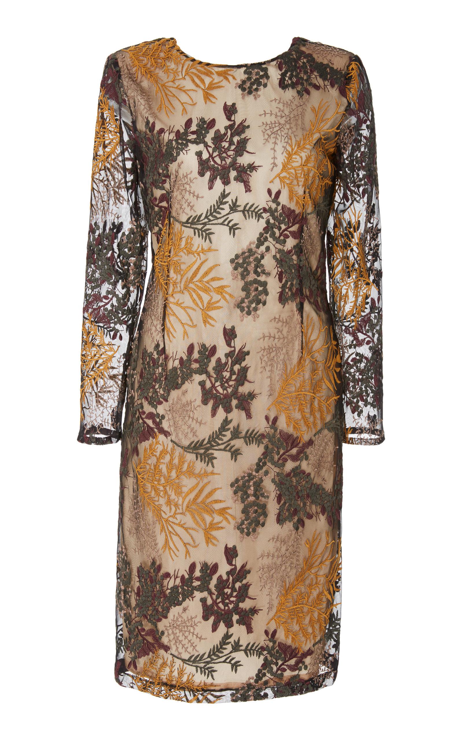 ALCOOLIQUE Peyton Tubolar Dress in Print