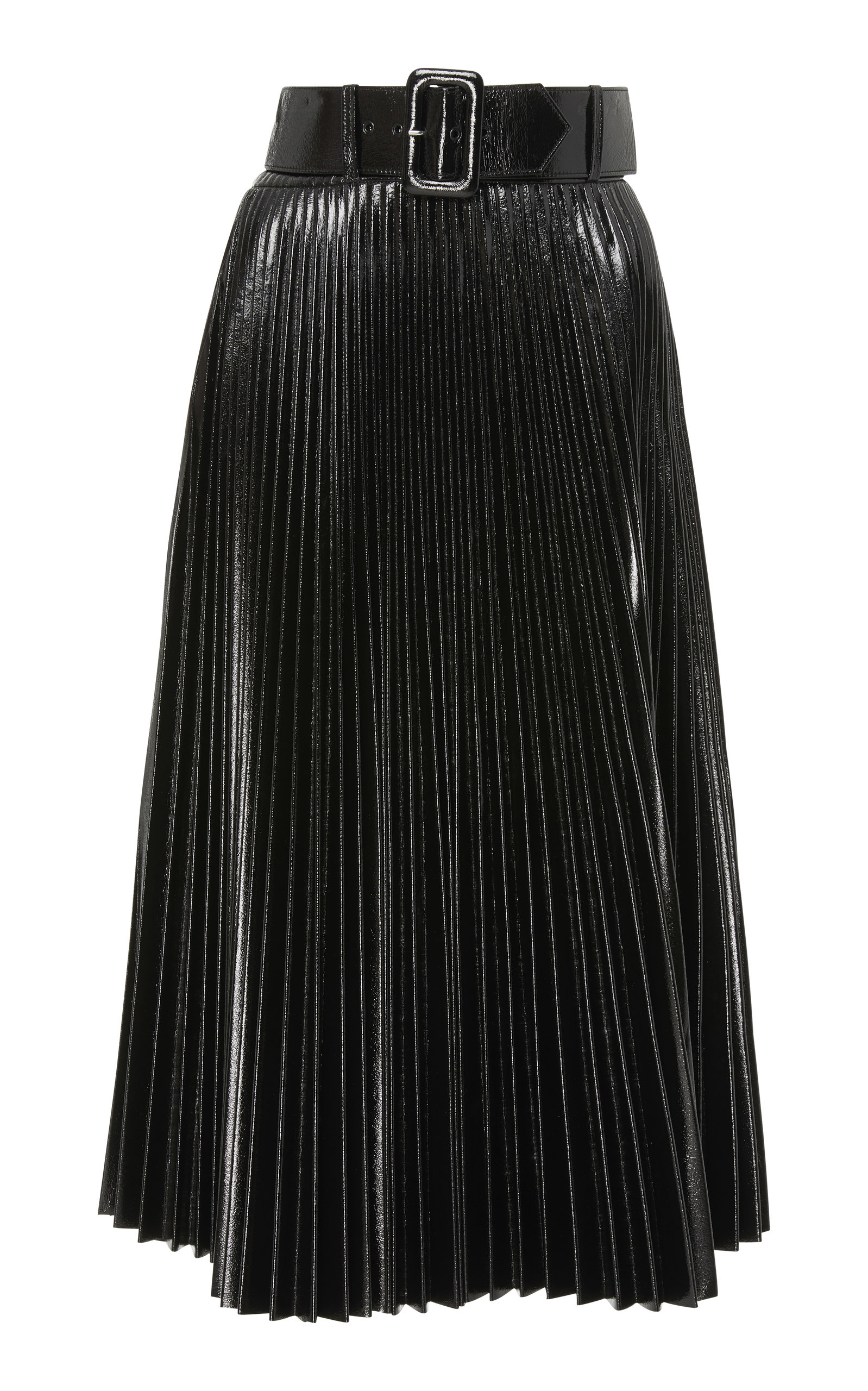 DELFI COLLECTIVE QUINCY PVC SKIRT