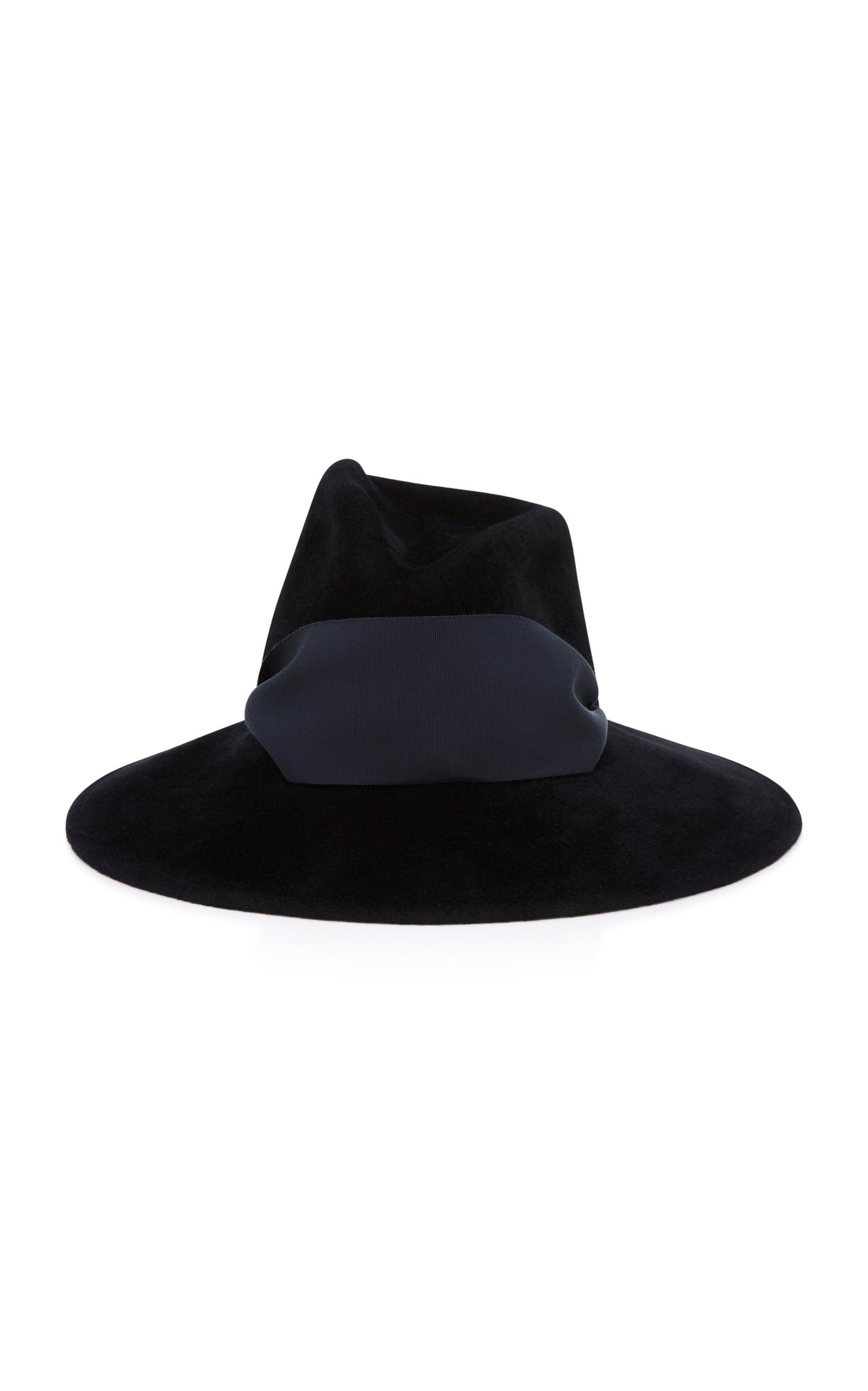 384693649 Drake Rabbit Fur Felt Fedora Hat