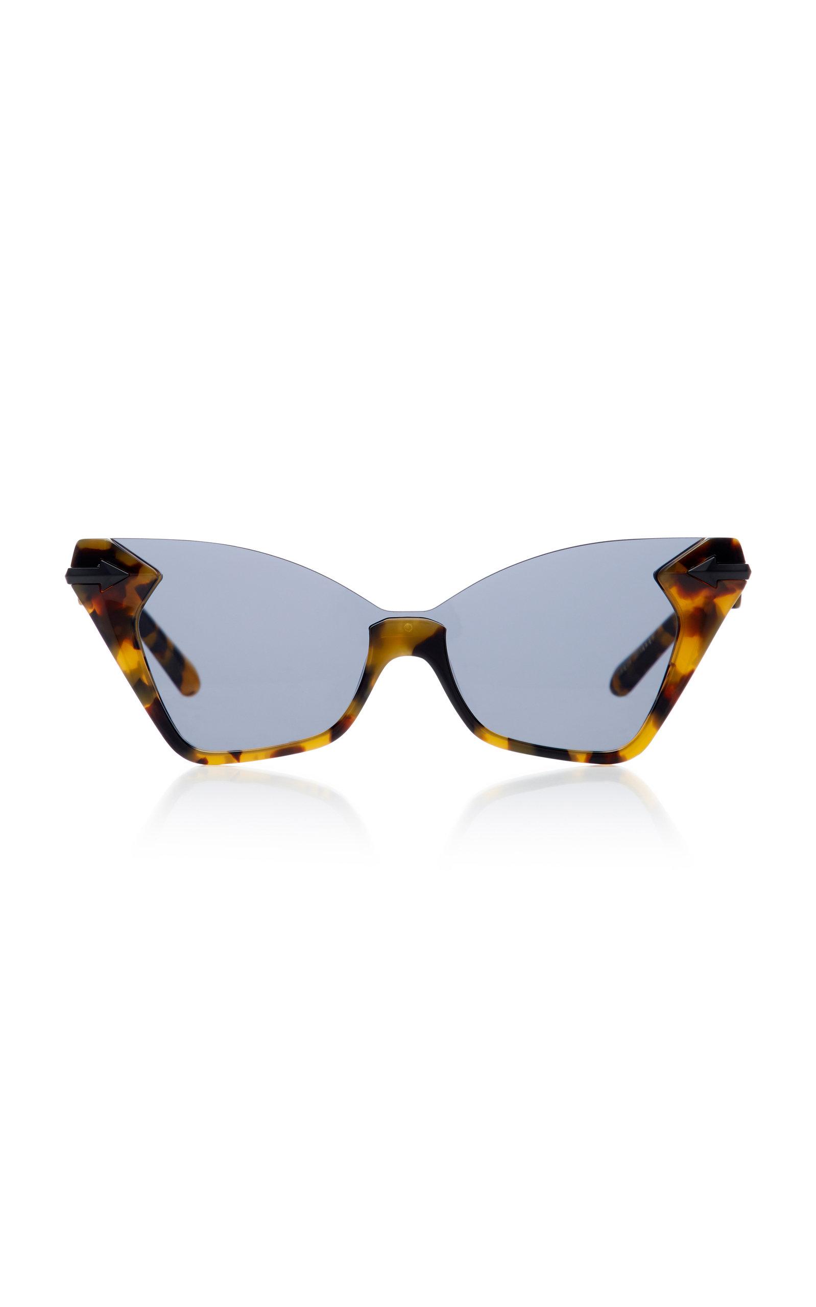 bc4289b5caf3 Sweet Cat Sunglasses by Karen Walker | Moda Operandi