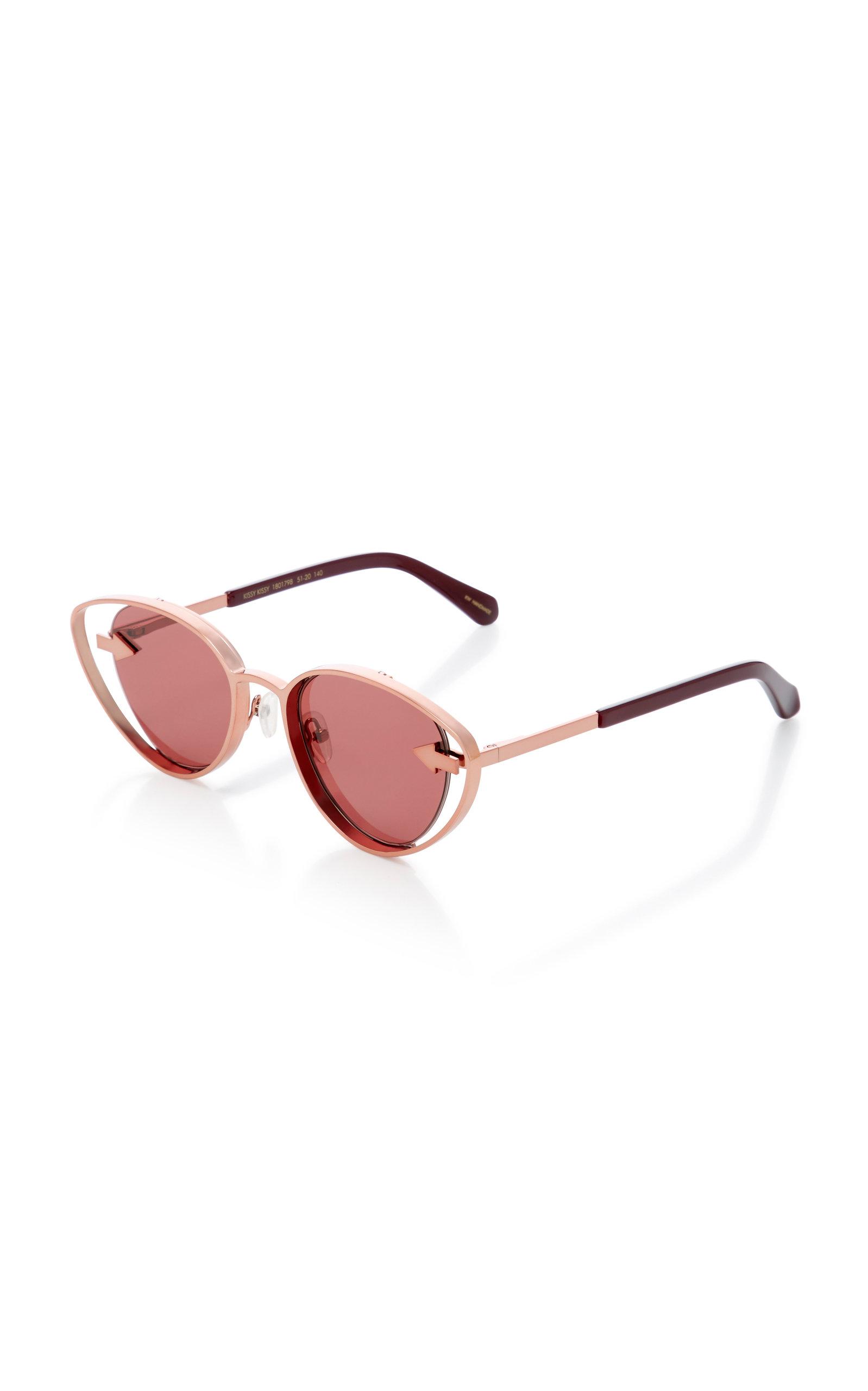 b175fe6e4bc Karen WalkerKissy Kissy Cat-Eye Sunglasses. CLOSE. Loading. Loading