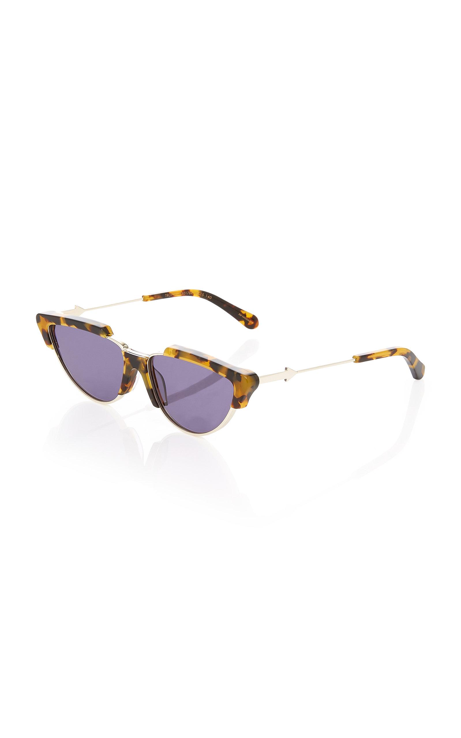 acetato Walker Gafas ojo de marrón gato en de sol Tropics de de Karen Bgz1R