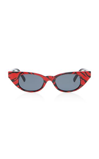 ADAM SELMAN X LE SPECS | Adam Selman X Le Specs The Breaker Sunglasses | Goxip