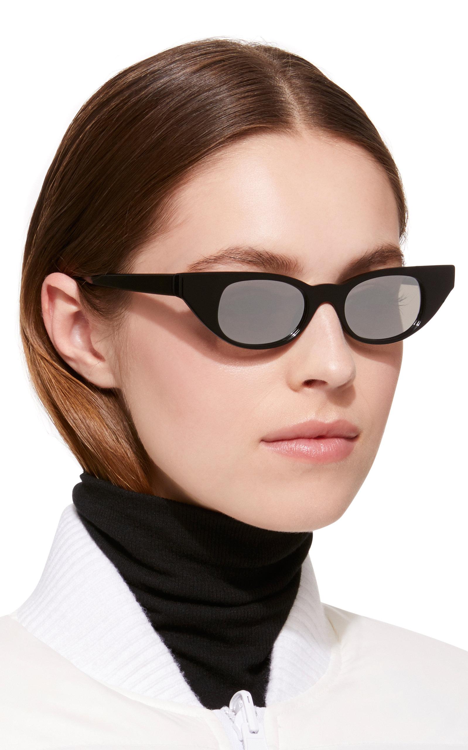 e5dcb9745bbb6 Adam Selman X Le SpecsThe Breaker Cat-Eye Sunglasses. CLOSE. Loading