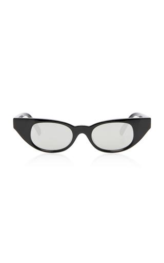 ADAM SELMAN X LE SPECS | Adam Selman X Le Specs The Breaker Cat-Eye Sunglasses | Goxip