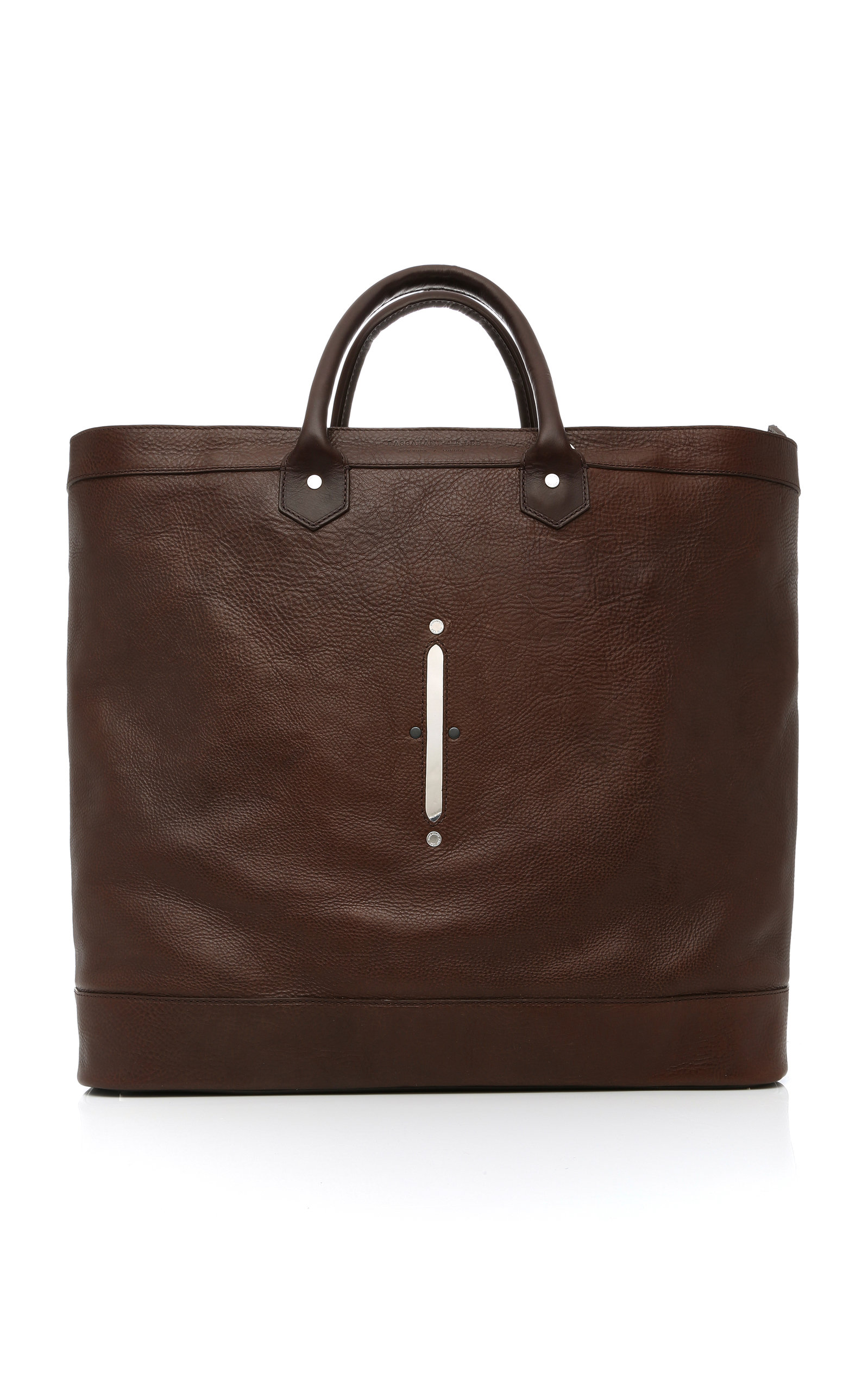 PASSAVANT AND LEE SCIER LEATHER HOLDALL