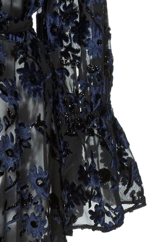 8ce26ee9104ae PatBOBurnout Velvet Maxi Wrap Dress. CLOSE. Loading. Loading. Loading