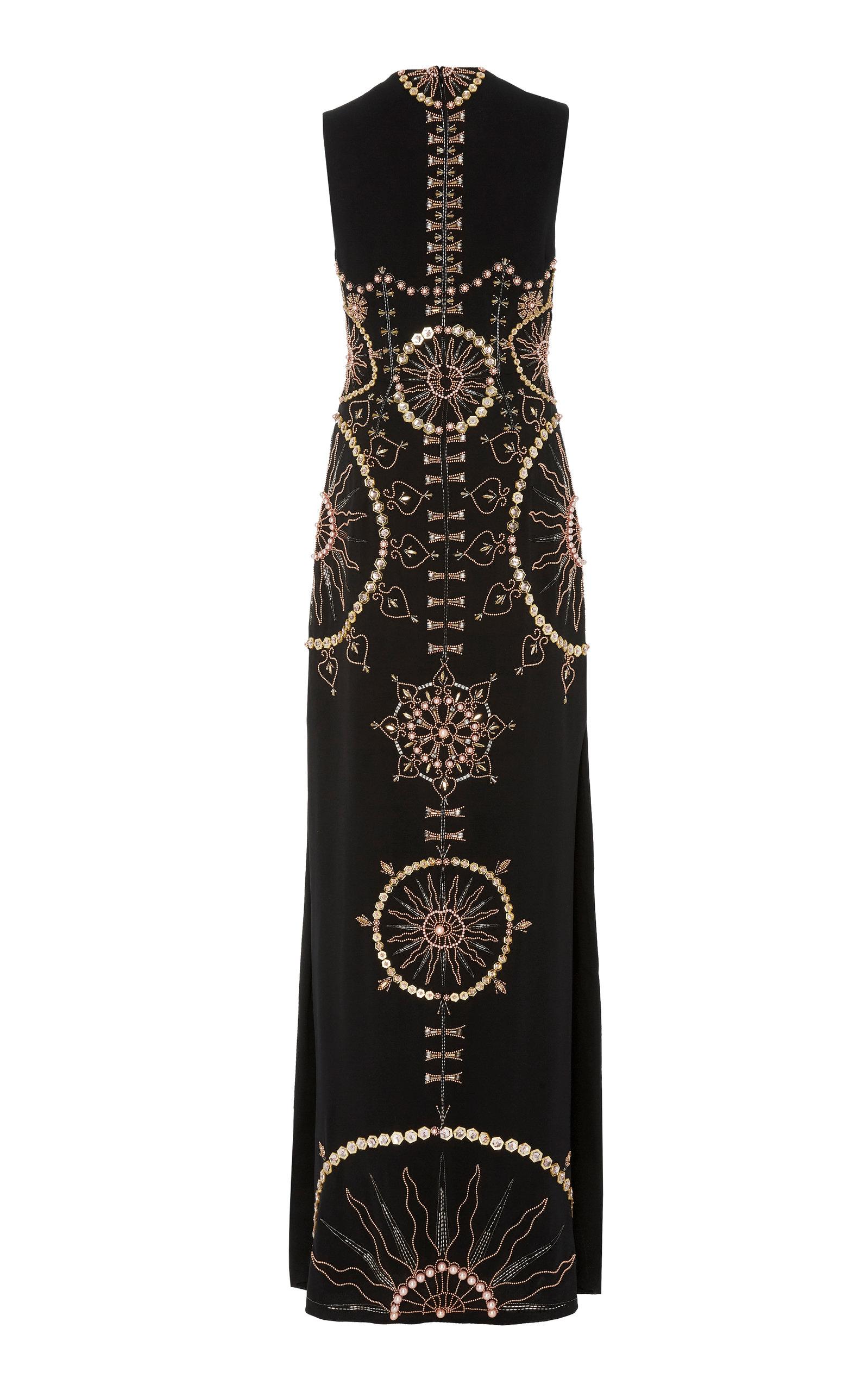 Sol Invictus Heavy Silk Georgette Dress Cucculelli Shaheen 2sVp5ry