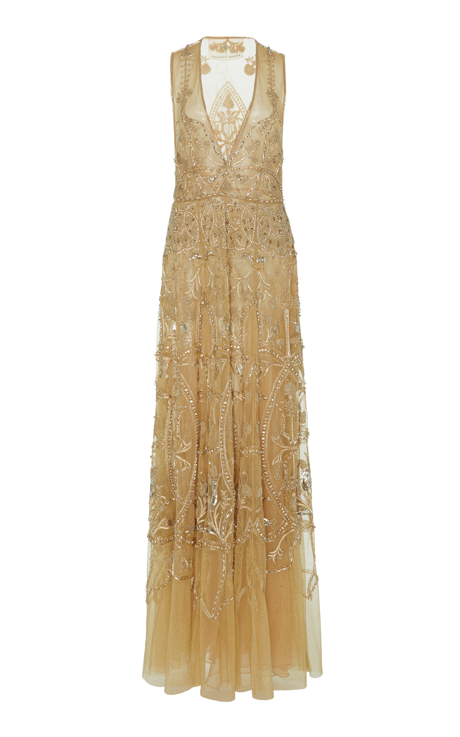 Helios Full Skirted Dress Cucculelli Shaheen 0DRc1s5y