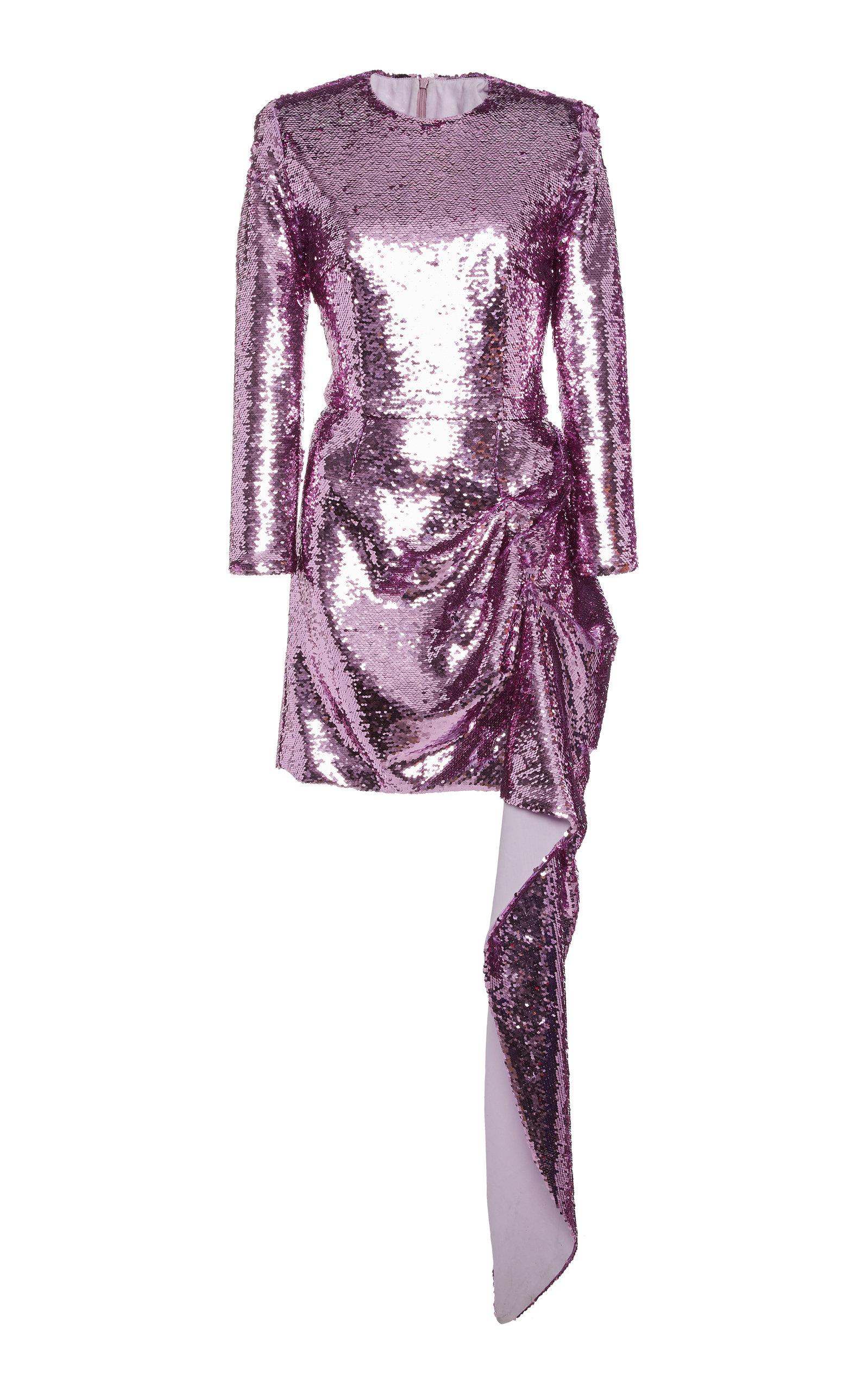 16ArlingtonRuched Sequin Dress. CLOSE. Loading d60b35051
