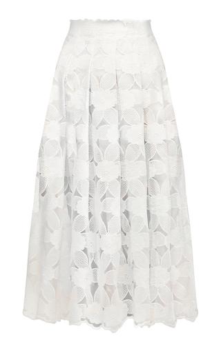 BAMBAH | Bambah Mist Midi Skirt | Goxip