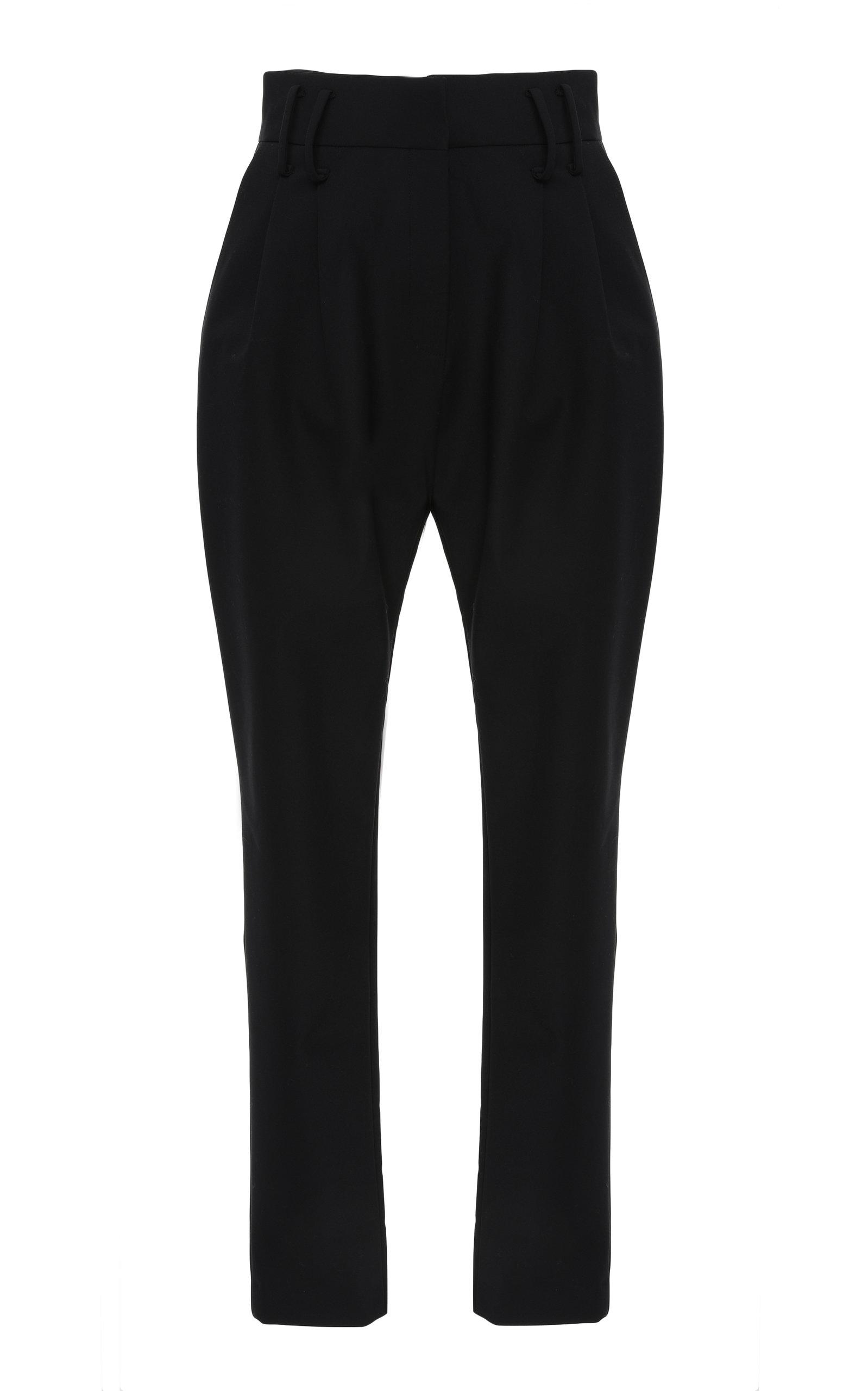 BANDE NOIR June Skinny Pant in Black