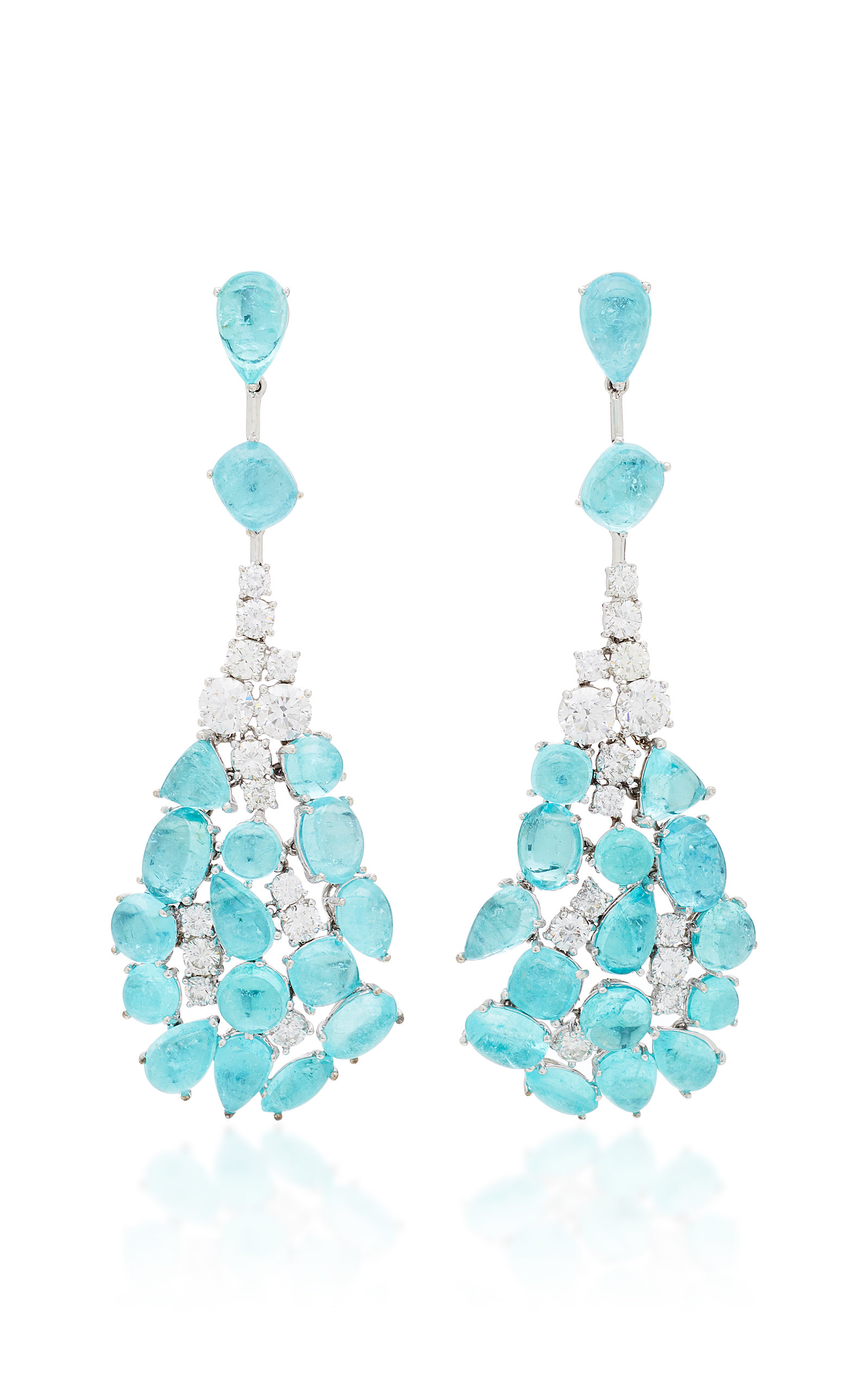 neon ladies apatite beautiful single hello earrings drop product