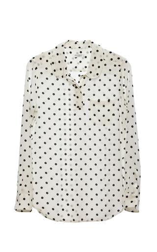 Medium equipment black adele blouse