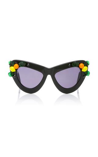 A-MORIR | A-Morir Citrus Cocktail Sunglasses | Goxip