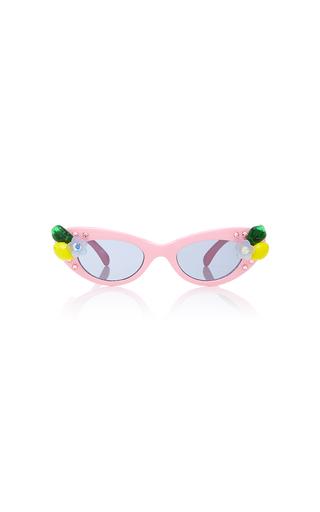 A-MORIR | A-Morir Child Pink Lemonade Sunglasses | Goxip