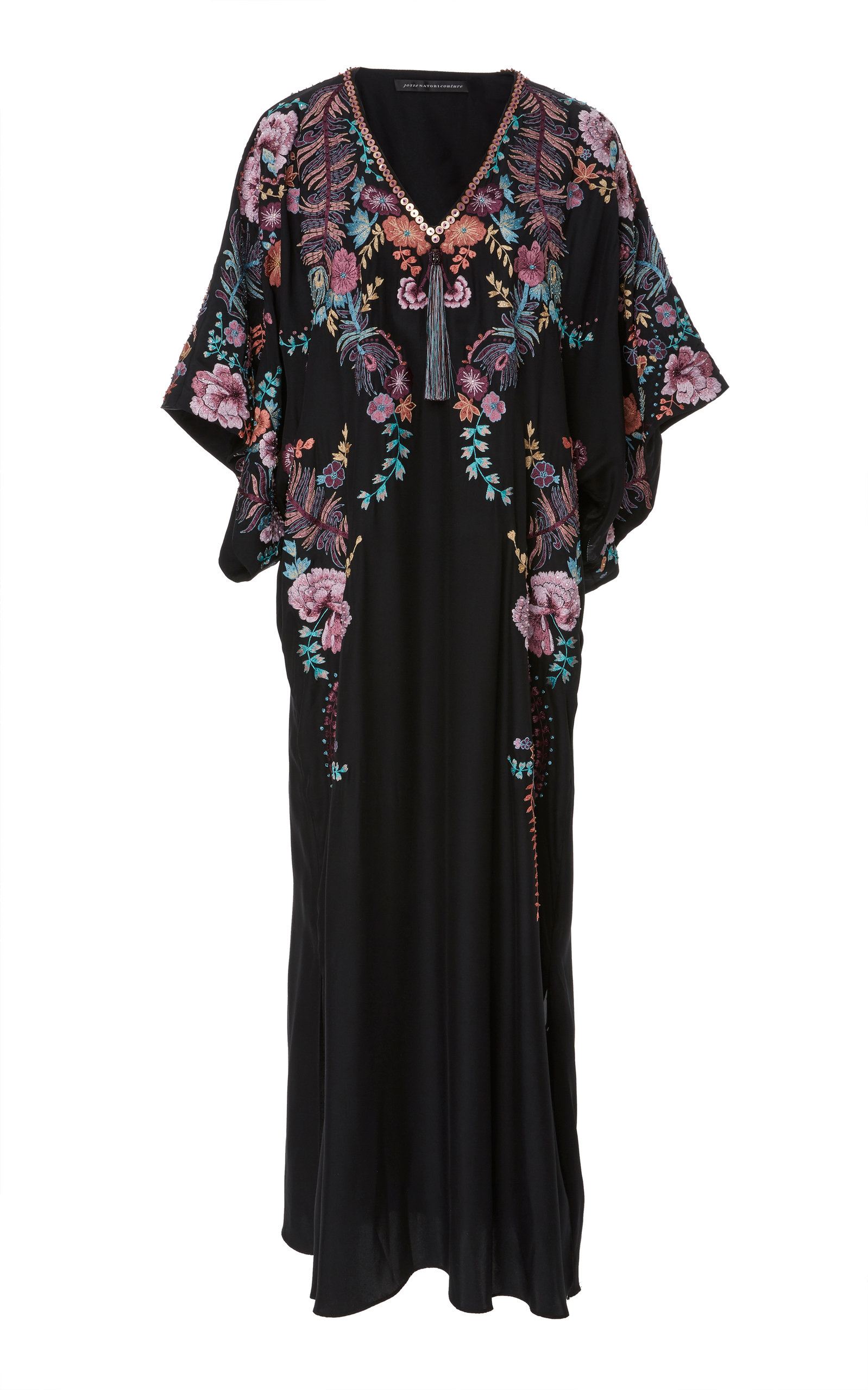 2f0ac6bd76 Kimono Set in Caftan by Josie Natori Couture