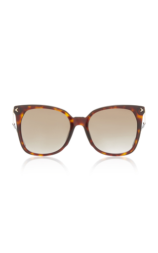 GIVENCHY SUNGLASSES | Givenchy Sunglasses Oversized Tortoise Square Sunglasses | Goxip