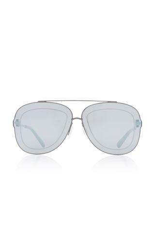 CHRISTIAN ROTH | Christian Roth Nomina Aviator Sunglasses | Goxip