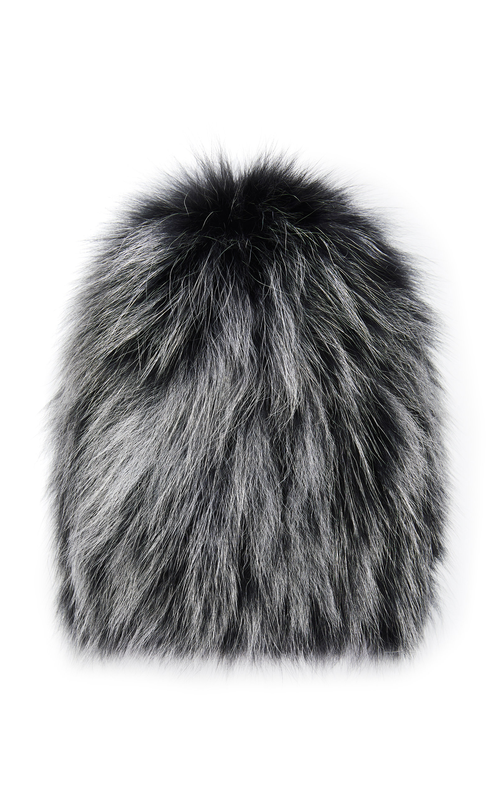 YESTADT MILLINERY M'O Exclusive Le Fluff Fur Hat in Black