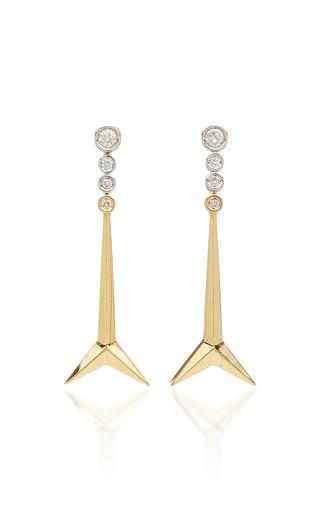 ELE KARELA   Ele Karela Lustre Earrings   Goxip