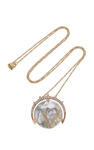 ELE KARELA   Ele Karela One-Of-A-Kind Lucid Dream Pendant Necklace   Goxip