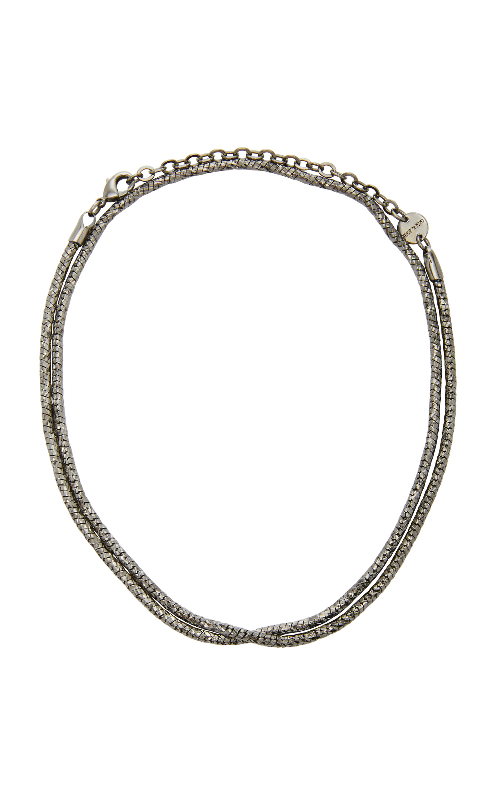 GIGI & JOUX BEL AIR WRAP NECKLACE