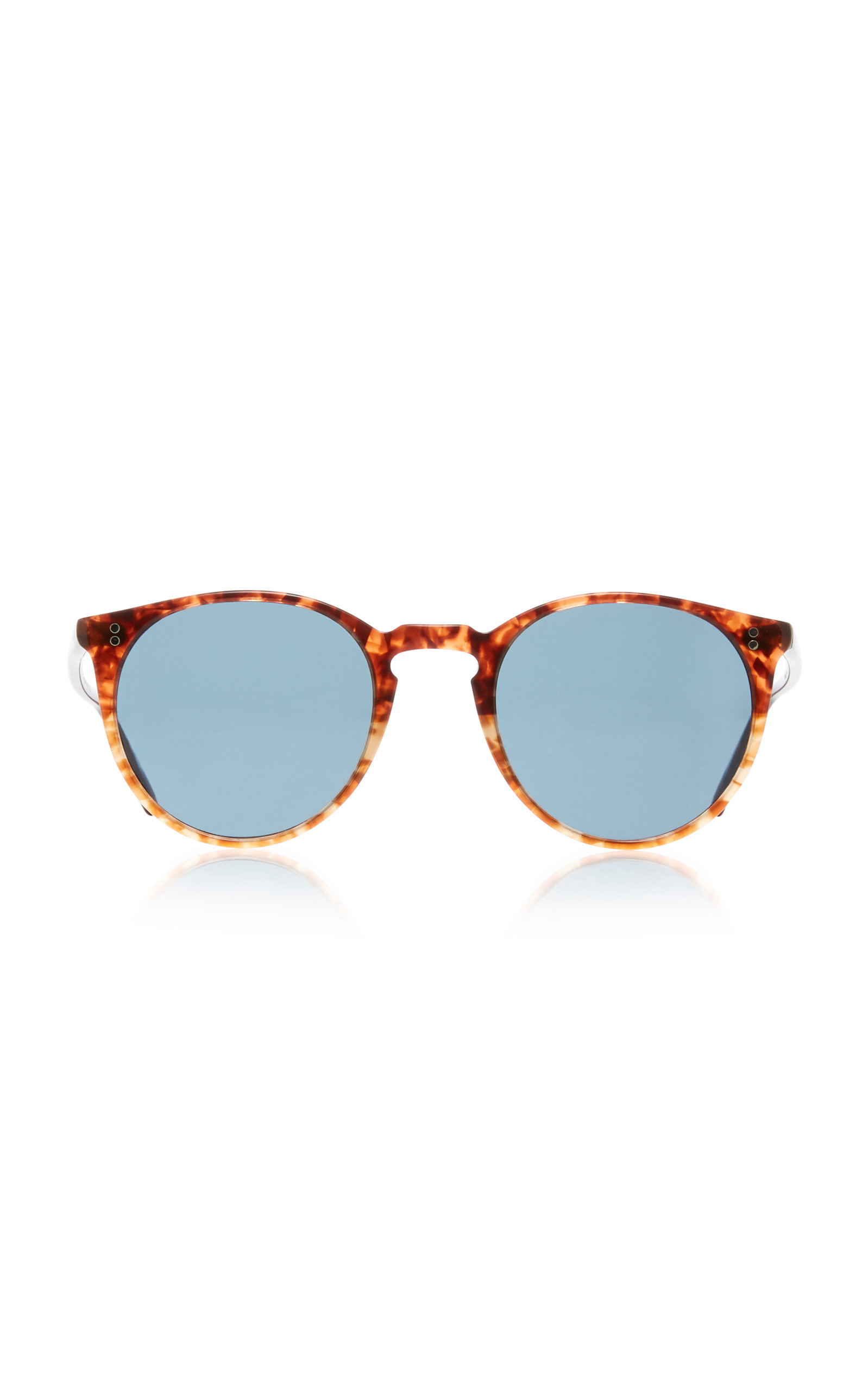 4d4dc67736 O'Malley Round Acetate Sunglasses