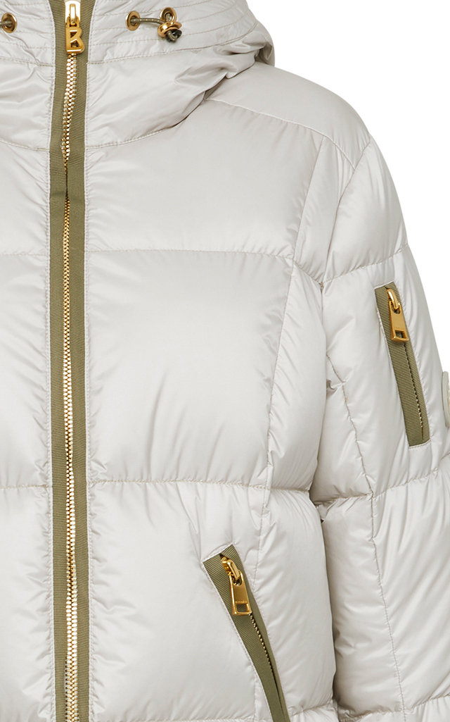 f0acb06d4 Malen-D Metallic Quilted Down Coat