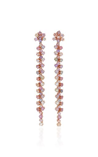 CARLA AMORIM | Carla Amorim Hail Sapphires Earrings | Goxip