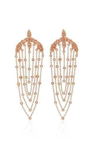 CARLA AMORIM | Carla Amorim Euforia Morganite Earrings | Goxip