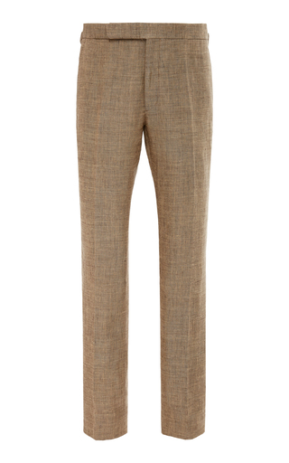 RALPH LAUREN | Ralph Lauren Gregory Broadcloth Pants | Goxip