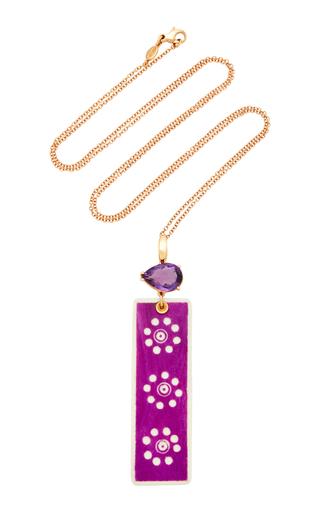 FRANCESCA VILLA | Francesca Villa One-Of-A-Kind Easy Living 10 Necklace | Goxip