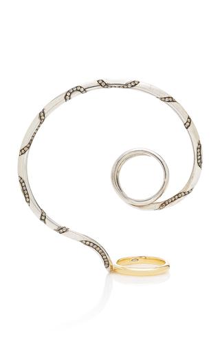 GAELLE KHOURI | Gaelle Khouri Encircle Ring | Goxip