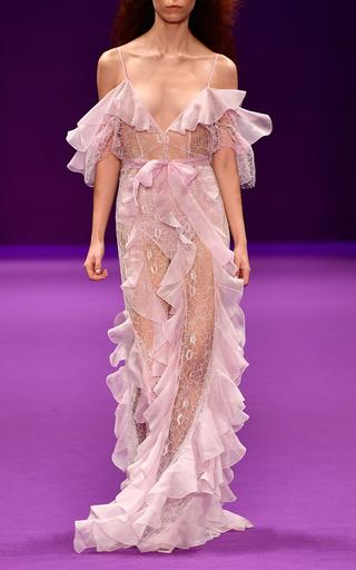 My Baby Love Lace Gown By Alice Mccall Moda Operandi