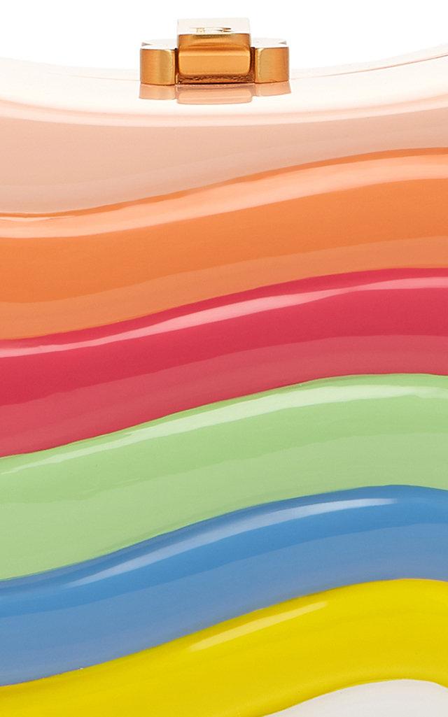 Rocio Rainbow Swirl Handbag bDlhl