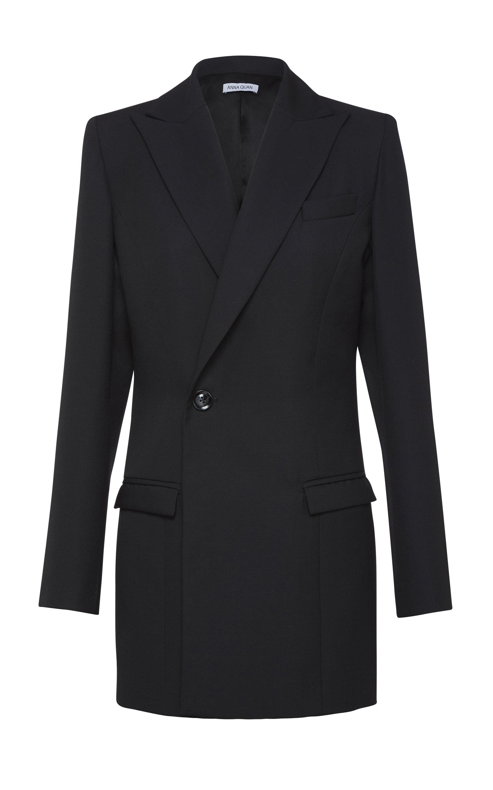 ANNA QUAN Sienna Jacket in Black